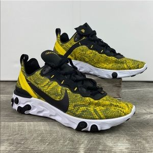 NWT Nike React Element 55